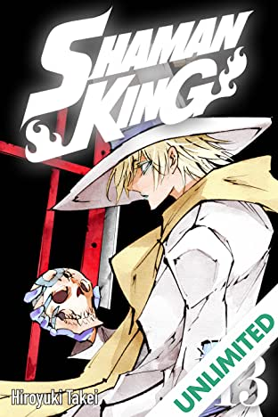 Shaman King (comiXology Originals) Vol. 13